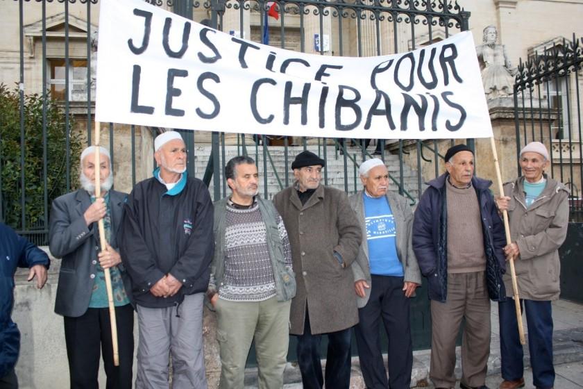JUSTICE CHIBANIS