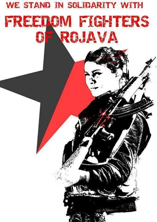 Rojava Anarchiste