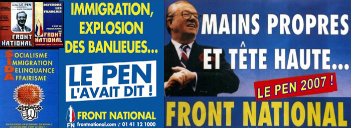 fn plusieurs affiches