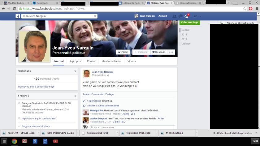 narquin FB