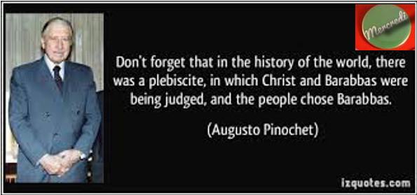 …. CONSPUER Pinochet à l'IEP ou Jésus Christ au Théâtre du Nord mercredi après avoir accompagné les sans papiers mercredi-soir