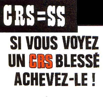 CRS-blesse