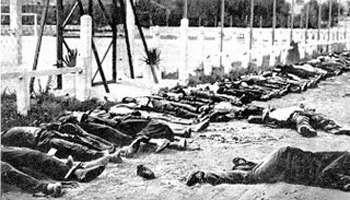8 mai 1945, Sétif (Algérie)