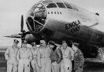 L'équipage et le bombardier d'Hiroshima